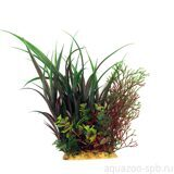 ArtUniq Ophiopogon mix 20 - Композиция из искусственных растений Офиопогон, 20 см