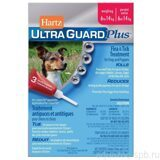 Капли Hartz Ultra Guard инсектоакарицидные для собак и щенков, от 6 до 14 кг, 1,3 мл